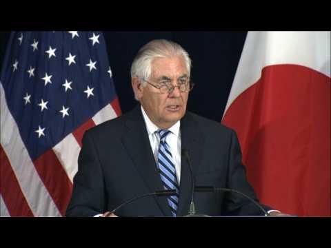 """Washington avertit la Corée du Nord de """"conséquences militaires"""""""