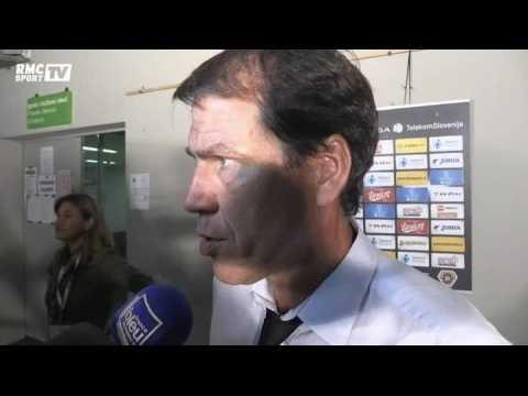 """Domzale-Marseille (1-1) - Garcia : """"On a au moins le mérite d'avoir réagi"""""""