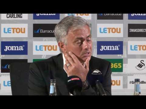 """2e j. - Mourinho : """"L'équipe est en confiance"""""""
