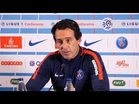 """3e j. - Emery : """"Beaucoup de respect pour Toulouse"""""""