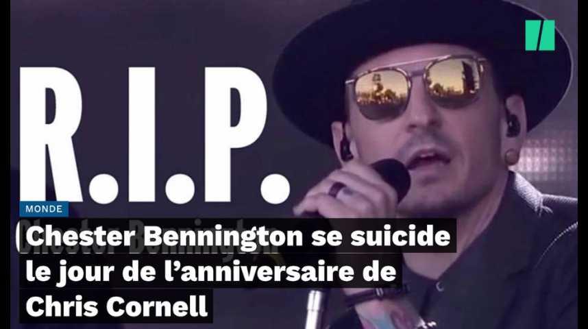 Chester Bennington et Chris Cornell : une amitié à la vie, à la mort