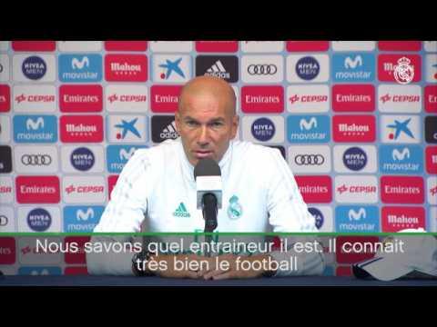 """Real Madrid - Zidane: """"Mon expérience avec Mourinho a été intéressante"""""""