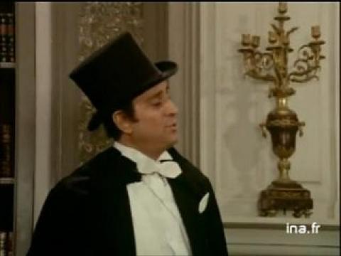Arsène Lupin prend des vacances