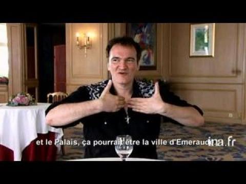 Quentin Tarantino : Cannes, la mecque du cinéma