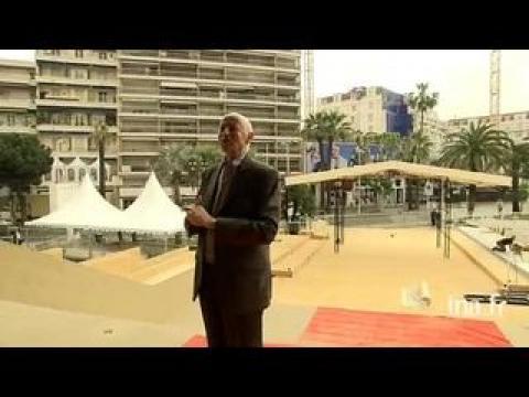 Gilles Jacob : le cérémonial des marches