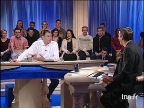 """Jean Marie Bigard à propos de son spectacle """"Bigard met le paquet"""""""
