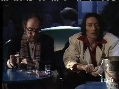 "Jean-Luc Godard et les Rita Mitsouko à propos de ""Soigne ta droite"""
