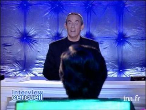 Interview cercueil Jean Pierre Foucault