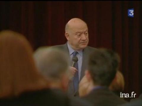 Programme André Santini tête de liste UDF régionales IDF 2004