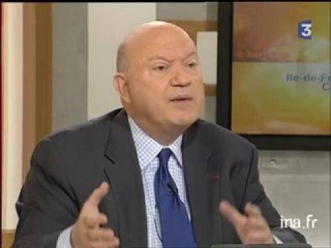 Plateau André Santini, tête de liste UDF régionales IDF 2004 : 2ème partie