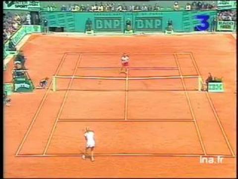 Finale dames à Roland Garros :  Victoire Arantxa Sanchez