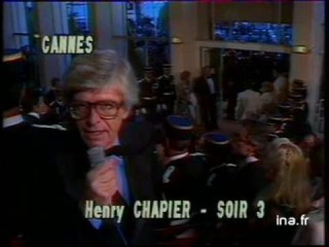 Ouverture du festival de Cannes