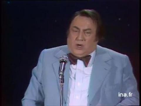 """Raymond Devos """"Le savoir choir"""""""