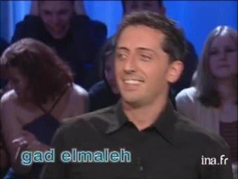 Marionnettes de Gad Elmaleh