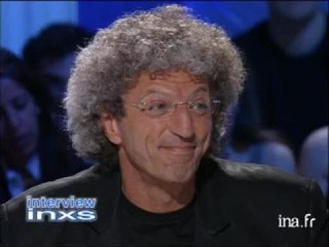 Interview INXS d'Elie Chouraqui