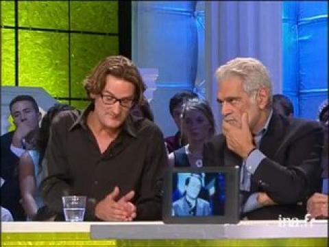 Débat entre Marc Edouard Nabe, Fredéric Beigbeder et Omar Sharif
