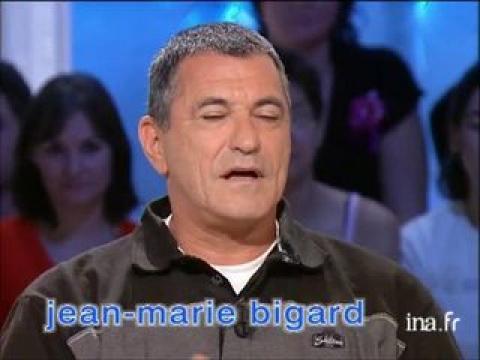 Jean Marie Bigard (Deuxième partie)