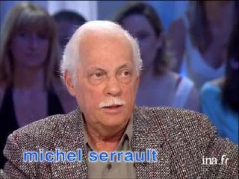 Pause bisous avec Michel Serrault