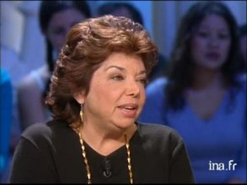 """Leïla Shahid à propos du livre """"Souvenirs de Jérusalem"""""""