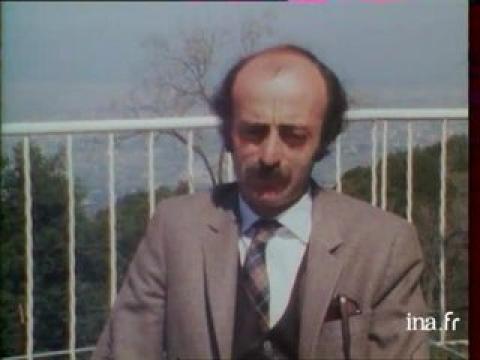 itw Walid Joumblatt sur Louis Delamare