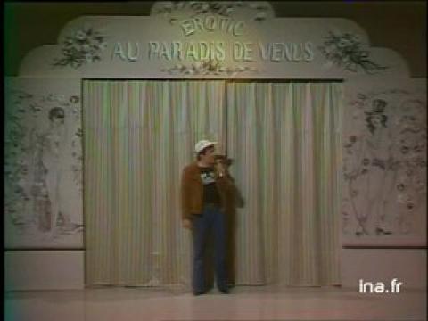 """Sacha Distel et Roger Pierre """"Au paradis de Vénus"""""""