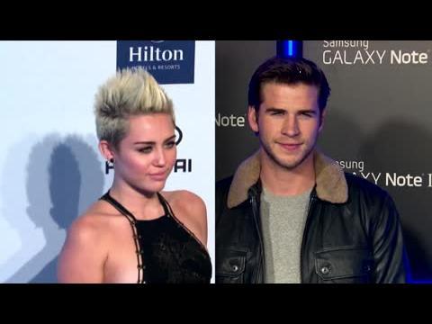 Miley Cyrus : il lui semble juste de porter sa bague de fiançailles