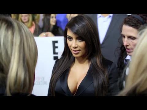 Kim Kardashian compte emmener son bébé en tournée avec Kanye
