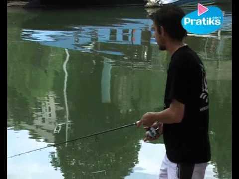 Comment pecher au leurre poisson nageur