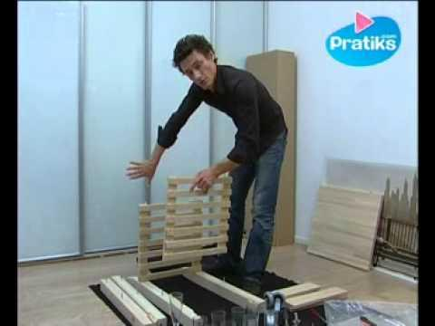 diy fabriquer une desserte de cuisine avec une tag re ikea sur orange vid os. Black Bedroom Furniture Sets. Home Design Ideas
