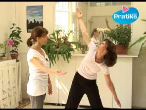 Yoga : les étirements