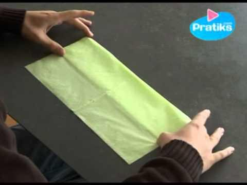 Comment faire une couronne en papier epiphanie sur orange vid os - Comment faire un cornet en papier ...