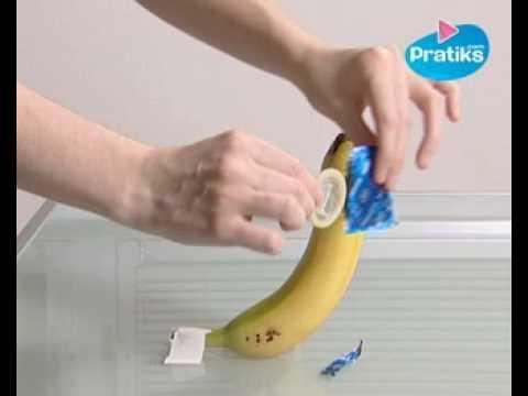 Mettre sur un préservatif video porno
