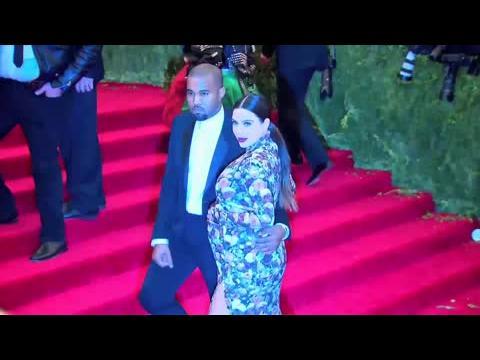 Kanye West exprime son amour pour Kim Kardashian