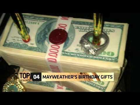 Les folies de Floyd Mayweather Jr