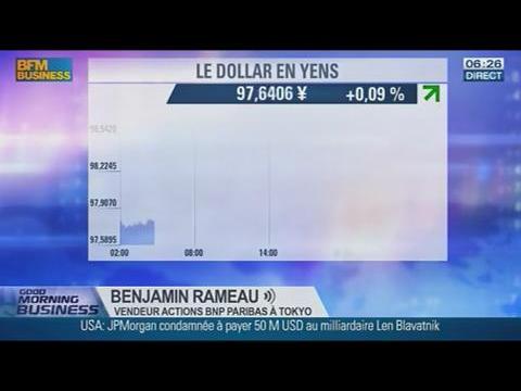 Les marchés émergents suscitent l'inquiétude en Asie : Benjamin Rameau dans GMB - 27/08