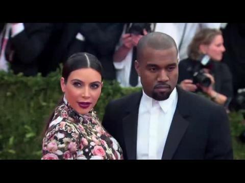 Kanye West ne veut pas d'accord prénuptial avec Kim Kardashian