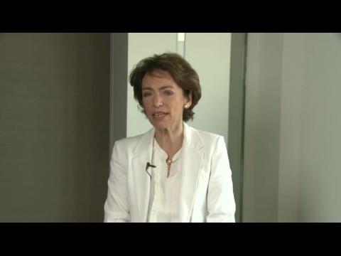 Message de Marisol Touraine destiné au Grand Forum Marie Claire 2013