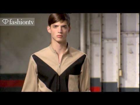 Dries Van Noten Show ft Clement Chabernaud - Paris Men's Fashion Week Spring 2012   FashionTV