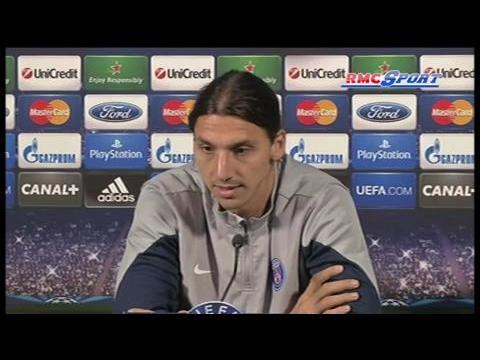 Ligue des champions / Zlatan : Les autres équipes savent ce que vaut que le PSG - 01/10