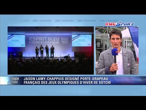 """Lamy-Chappuis : """"Très fier"""" 14/10"""
