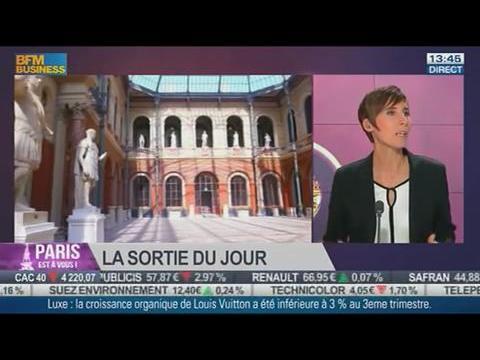Les sorties du jour jean pierre bourgeois commissaire g n ral du salon de l - Journaux sorties du jour ...