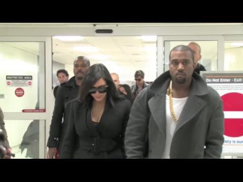 Kanye West refuse d'épouser Kim Kardashian