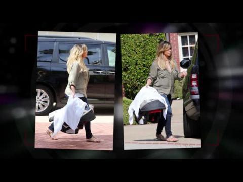 Kim Kardashian a une nouvelle coupe blonde