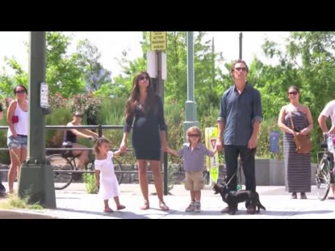 Le cirque ambulant de Matthew McConaughey et Camila Alves