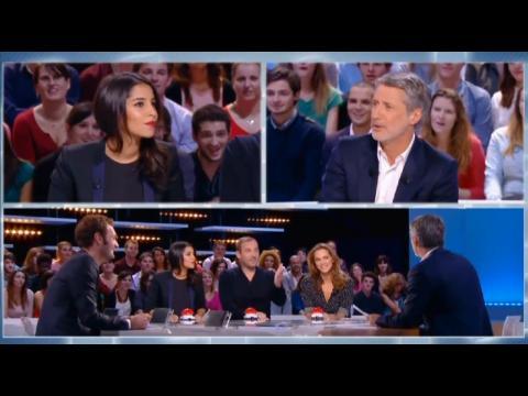 La blague misogyne du jour pour Antoine De Caunes