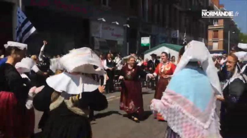 Les Bretons du Havre en fête