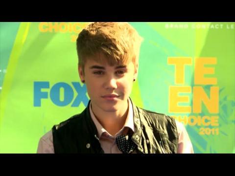 Justin Bieber n'arrête pas de pleurer