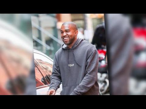 Le rayonnement de Kanye West après sa lune de miel