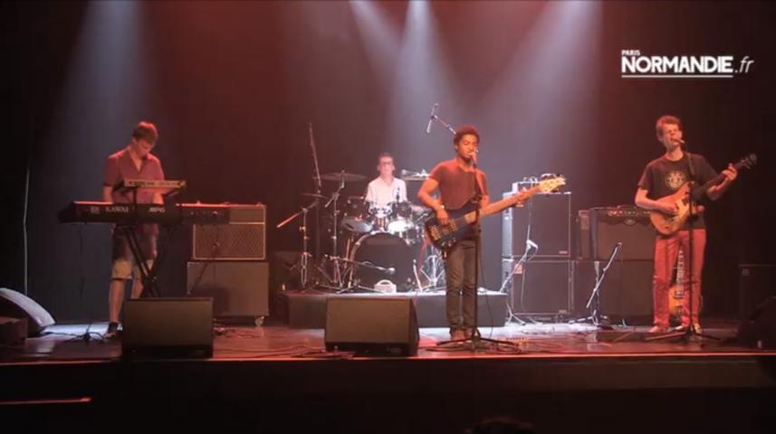 Audition des premières parties des concerts de la région