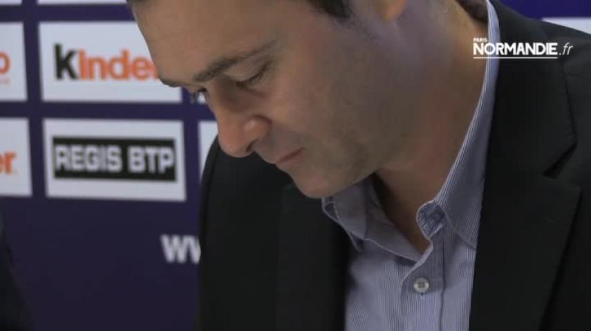 Un nouvel entraîneur pour le SPO Rouen